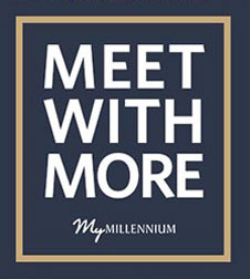 Millennium Hotels Meet With More