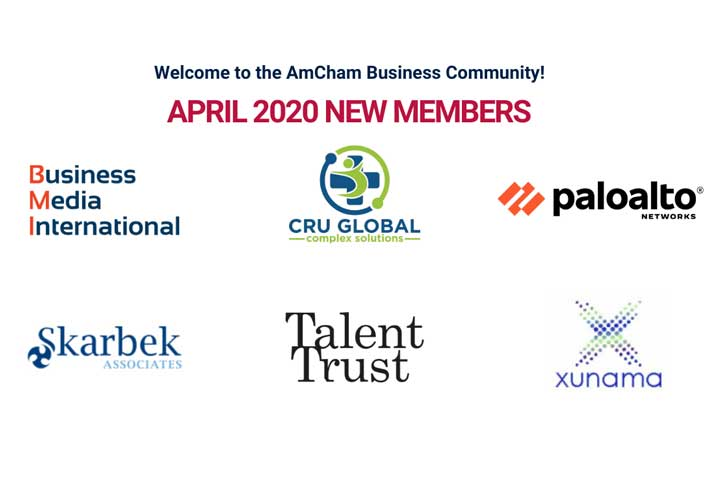 AmCham Singapore New Members