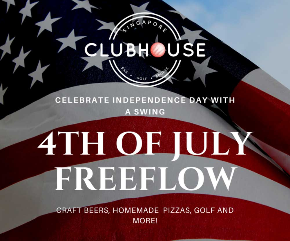 AMCHAM 4th July Free Flow